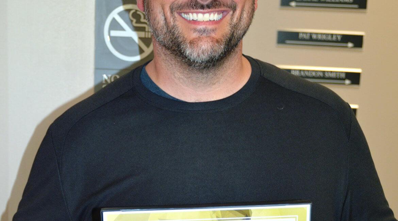 "Michael ""Chase"" Lackey, TempForce Safety Champion!"